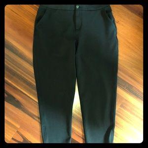 lululemon athletica Pants - Lululemon City Trek Pant, black, 10